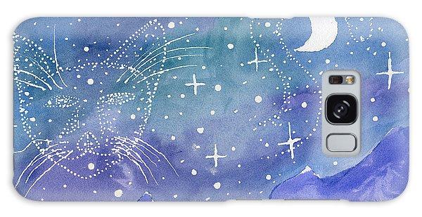 Charmed Night Galaxy Case