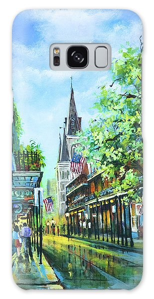 Chartres Afternoon Galaxy Case by Dianne Parks
