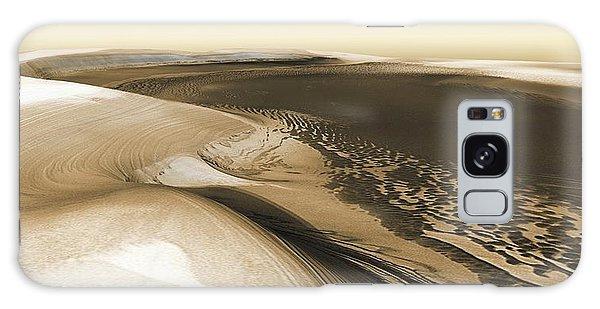 Chasm Galaxy Case - Chasma Boreale Canyon by Nasa/science Photo Library