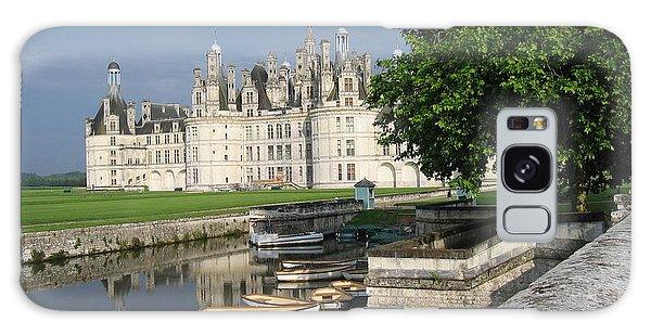 Chateau Chambord Boating Galaxy Case