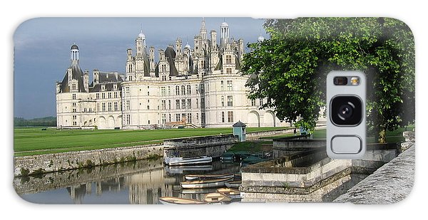 Chateau Chambord Boating Galaxy Case