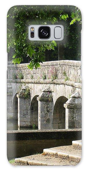 Chateau Chambord Bridge Galaxy Case