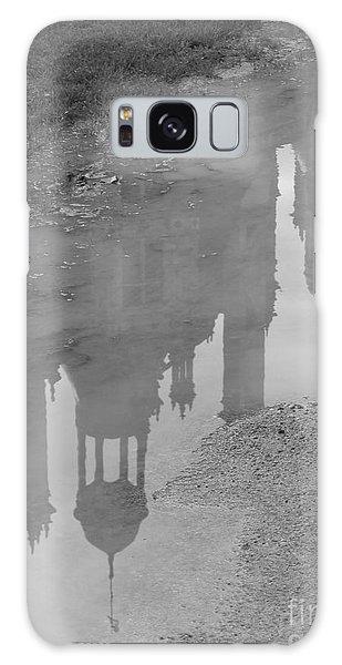 Chateau Chambord Reflection Galaxy Case