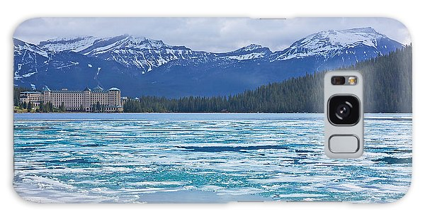Chateau Lake Louise #2 Galaxy Case
