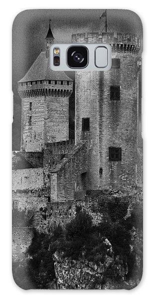 Chateau Tower Monochrome Galaxy Case