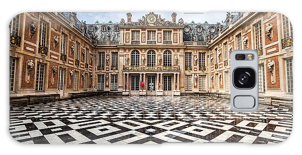 Chateau Versailles France Galaxy Case