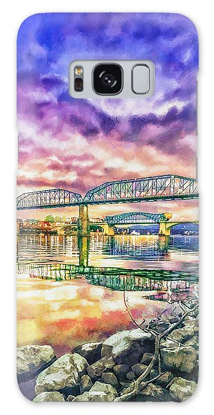 Chattanooga Reflection 1 Galaxy Case