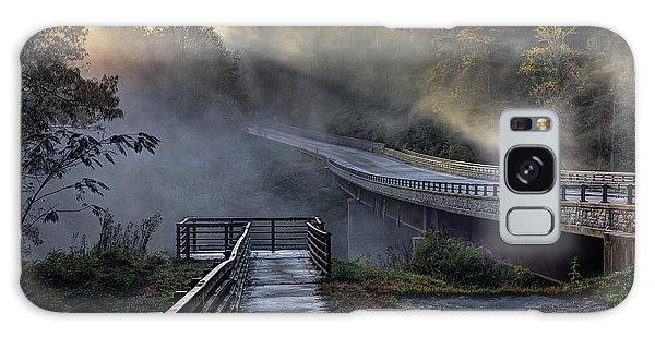 Chattooga River Bridge Galaxy Case