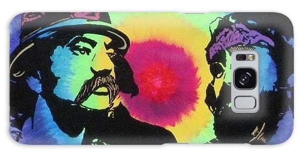 Cheech And Chong Still Smokin Galaxy Case