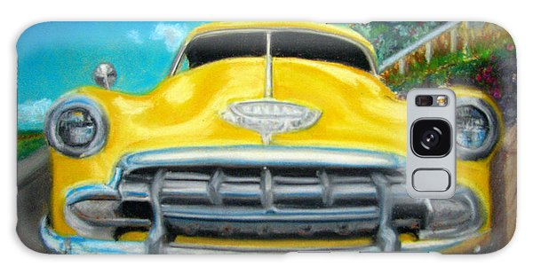 Cheerful Chevy Galaxy Case