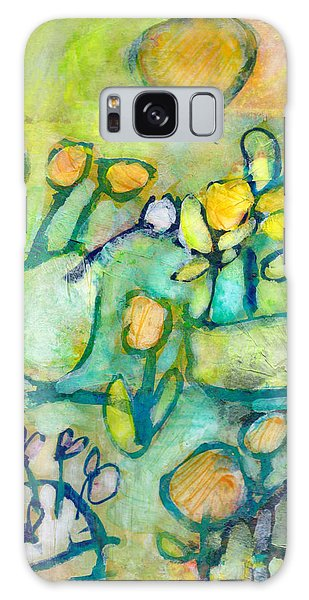 Cheerful Garden Galaxy Case