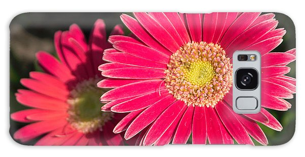 Cheerfulness Galaxy Case by Arlene Carmel