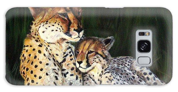 Cheetahs Galaxy Case