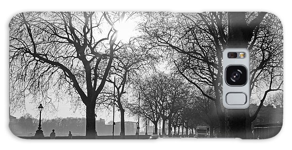 Chelsea Embankment London 2 Uk Galaxy Case