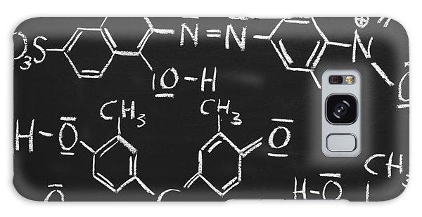 Technology Galaxy Case - Chemical Formulas by Chevy Fleet