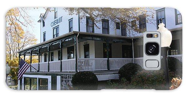 Chequit Inn Shelter Island New York Galaxy Case