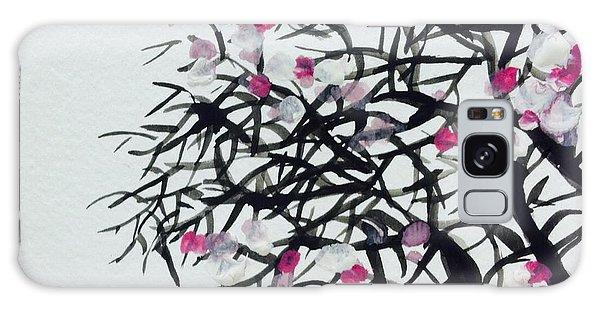 Cherry Blossom 2 Galaxy Case