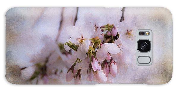 Cherry Blossom Dreams Galaxy Case