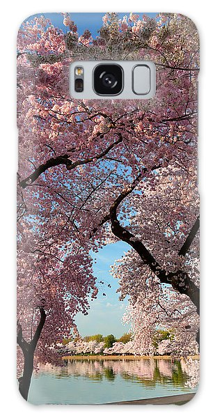 Cherry Blossoms 2013 - 024 Galaxy Case