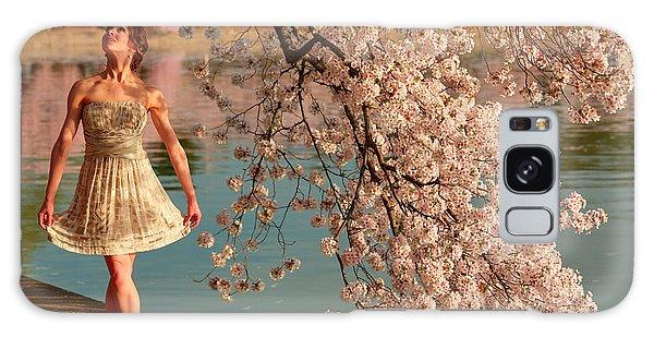Cherry Blossoms 2013 - 082 Galaxy Case