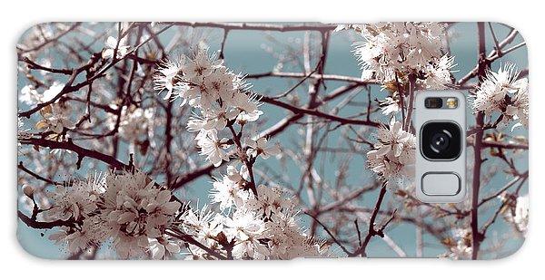 Cherry Blossoms Galaxy Case