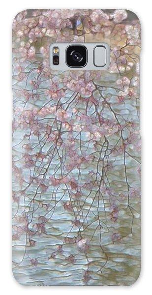 Cherry Blossoms P2 Galaxy Case