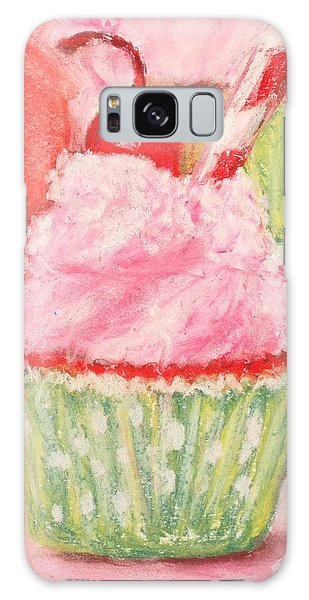 Cherry Limeade Cupcake Galaxy Case
