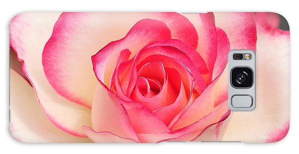 Cherry Parfait Rose Galaxy Case