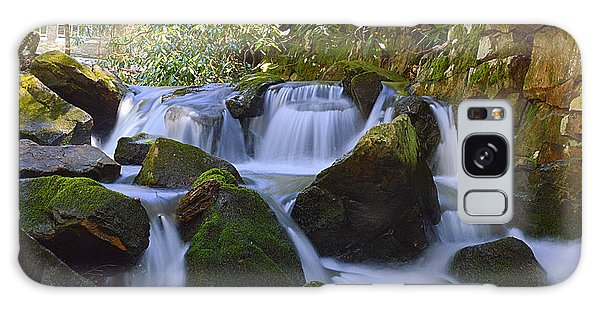 Cherry Run Cascades #1 - Bald Eagle State Forest Galaxy Case
