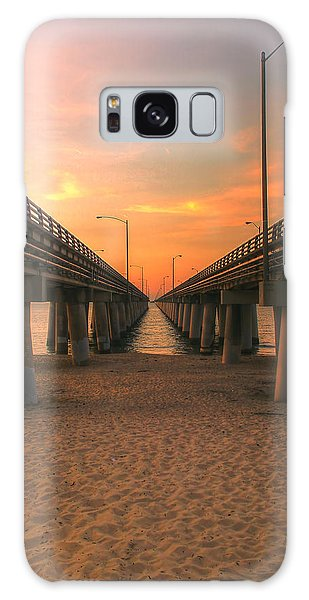 Chesapeake Bay Bridge IIi  Galaxy Case