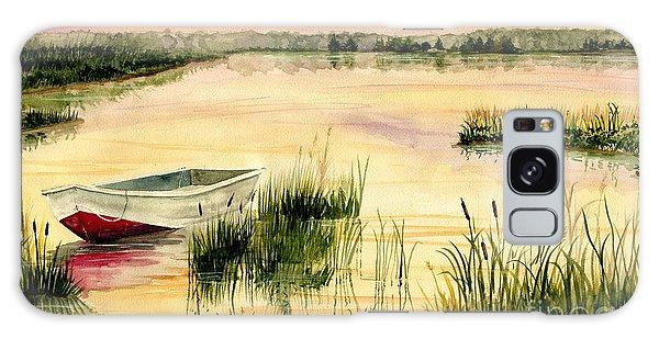 Chesapeake Marsh Galaxy Case