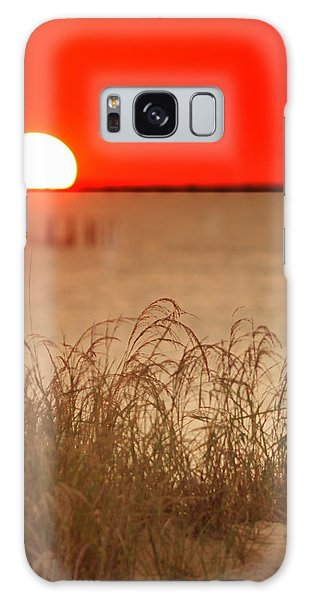 Chesapeake Sunset Galaxy Case