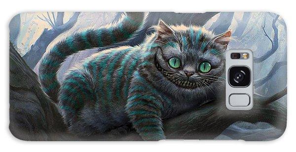 Cheshire Cat Galaxy Case