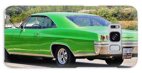 Chev Impala Galaxy Case by Al Fritz