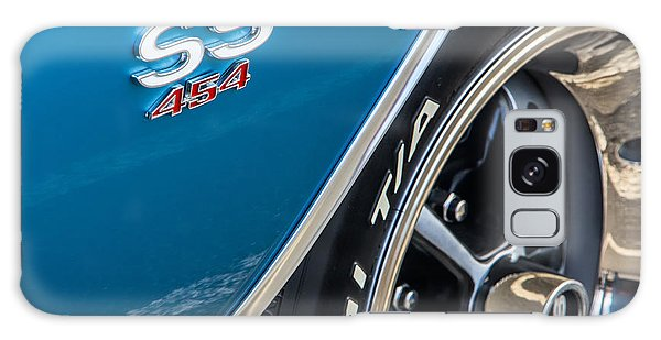 Chevelle Ss 454 Badge Galaxy Case