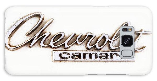 Chevrolet Camaro Emblem Galaxy Case by Jerry Fornarotto