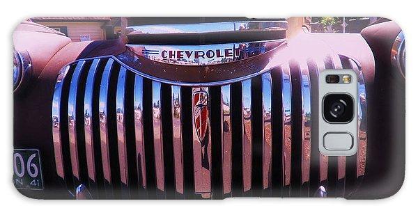 Chevrolet Chrome Galaxy Case