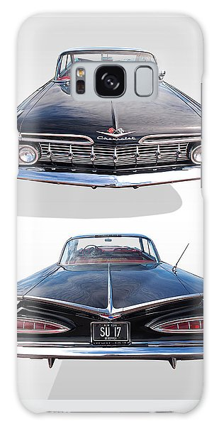 Chevrolet Impala 1959 Front And Rear Galaxy Case