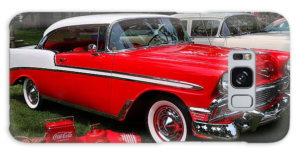Chevy Bel Air In Red Galaxy Case