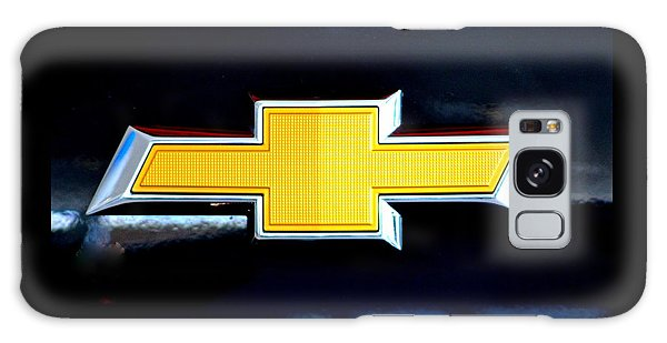 Chevy Bowtie Camaro Black Yellow Iphone Case Mancave Galaxy Case