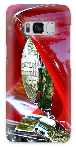 Chevy Headlight Galaxy Case by Dean Ferreira