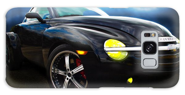 Chevy Ssr Night Life Hot Rods Live Lives All Their Own Galaxy Case