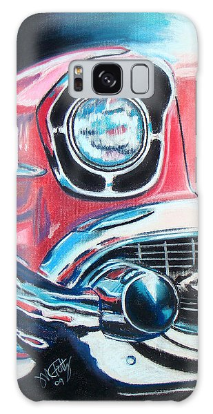 Chevy Style Galaxy Case