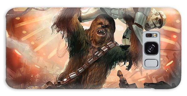 Chewbacca - Star Wars The Card Game Galaxy Case