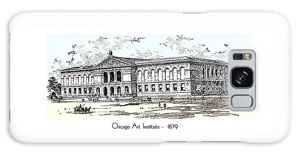 Chicago Art Institute -  1879 Galaxy Case
