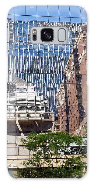 Chicago Buildings Galaxy Case