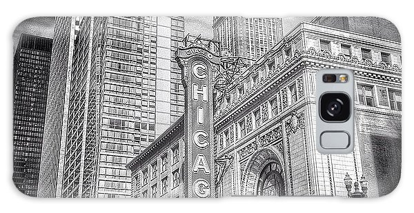 City Galaxy Case - #chicago #chicagogram #chicagotheatre by Paul Velgos