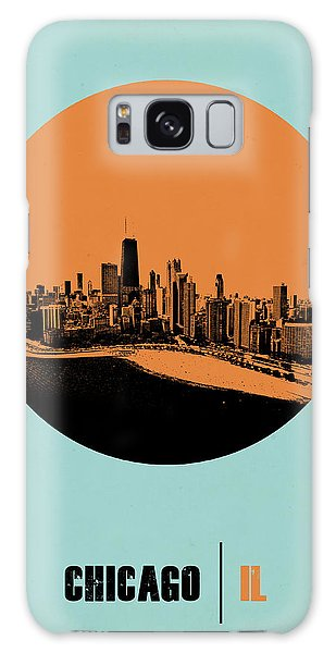 Grant Park Galaxy Case - Chicago Circle Poster 2 by Naxart Studio
