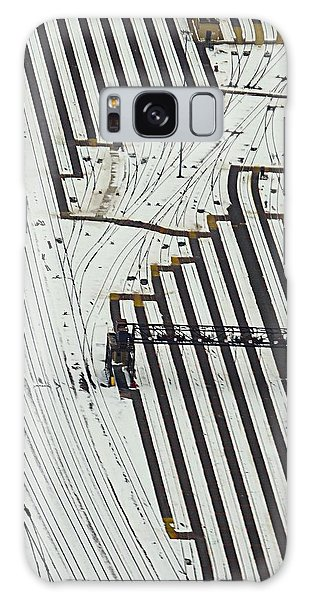 Chicago Composition Galaxy Case by Steven Richman