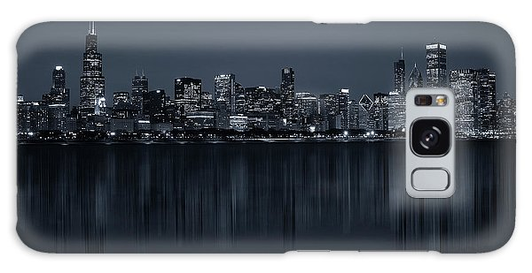United States Galaxy Case - Chicago by C.s. Tjandra